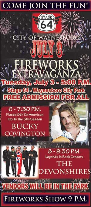 Free Fourth of July show