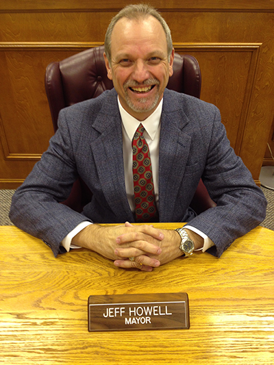 jeff howell mayor
