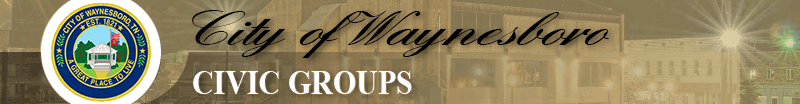 Civic group guide for Waynesboro