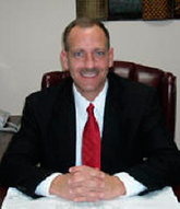 City Manager, John Hickman